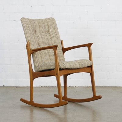 Vamdrup rocking chair, 1960s
