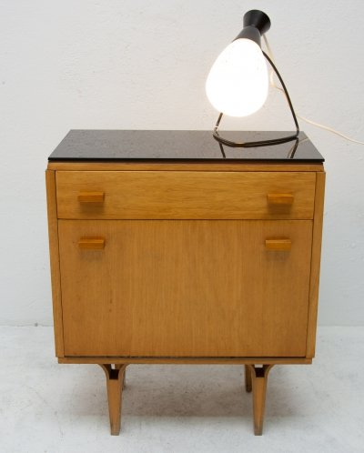 Vintage night stand or chest of drawers by Nový Domov, Czechoslovakia 1960s