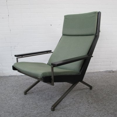 'Lotus' easychair by Rob Parry, 1960s