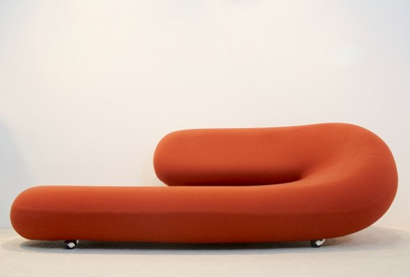 Artifort Cleopatra Chaise Longue by Geoffrey Harcourt, 1970