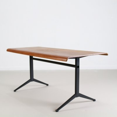 Euroika series side table by Friso Kramer for Auping, 1960s