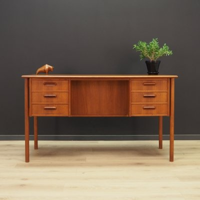 Vintage writing desk, 1960s