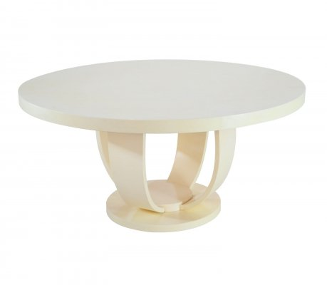 Aldo Tura parchment table from 1968