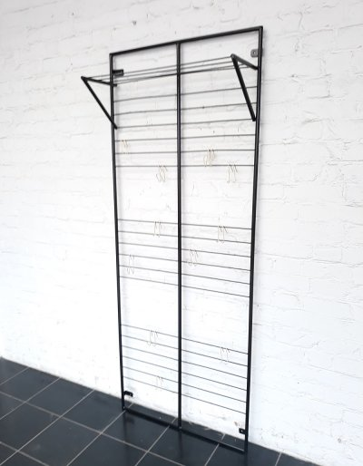 Toonladder coat rack by Coen de Vries for Devo