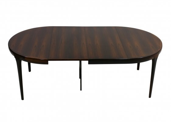 Rosewood Dining Table by Ib Kofod Larsen for Faarup