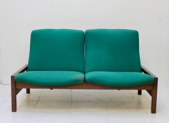 Two-seater by Georges Van Rijck for Beaufort, 1960's