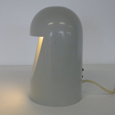 Rare table lamp by Sölken Leuchten, 1972