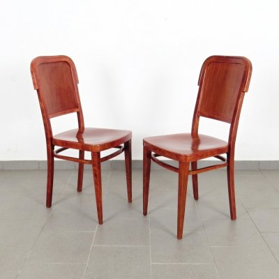 2 x vintage dining chair, 1920s