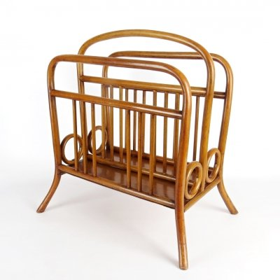 Thonet magazine holder, 1920s