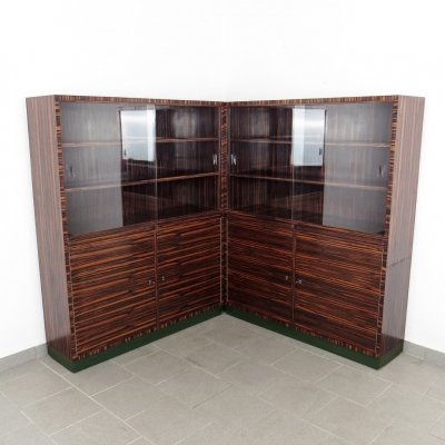 Pair of vintage cabinets, 1930s