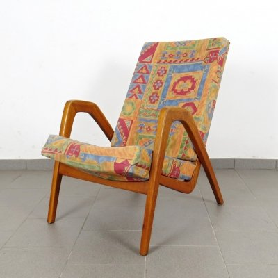 Arm chair by Jan Vaněk for Krásná Jizba DP, 1950s