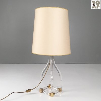 Regency floor or table lamp from the 1970's
