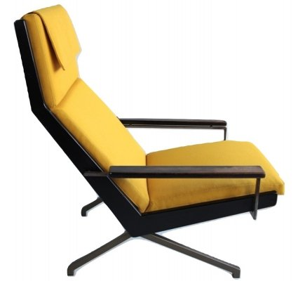 Original Rob Parry Lotus lounge chair, 1960s