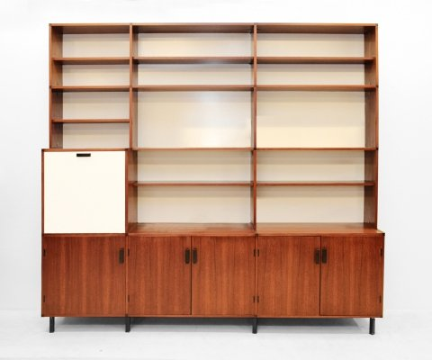 Made to measure wall unit by Cees Braakman for Pastoe