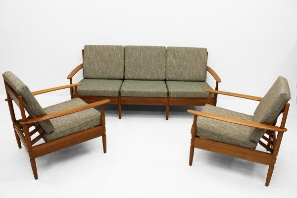 Vintage seating group, 1960s