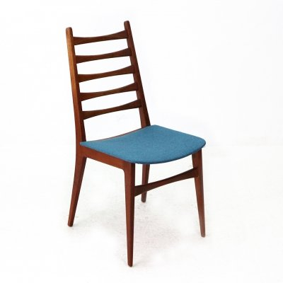 Teak DIning Chair, 1960s