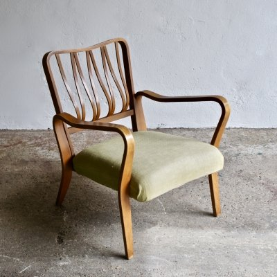 Linden arm chair by G. A. Jenkins & Eric Lyons for Packet Furniture, 1950s