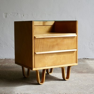 1950's NB01 Cabinet By Cees Braakman For Pastoe