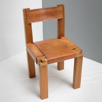 Original S11 chair by Pierre Chapo, France