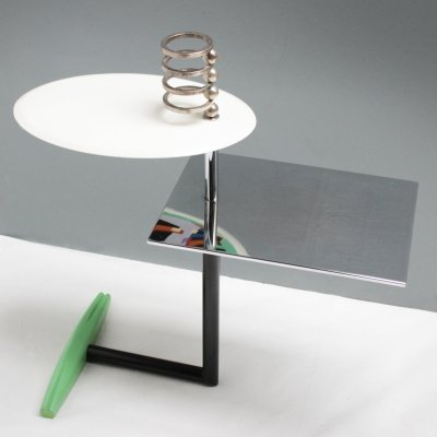 Table 'Acilio' by Alessandro Mendini for Zabro, Nuova Alchimia