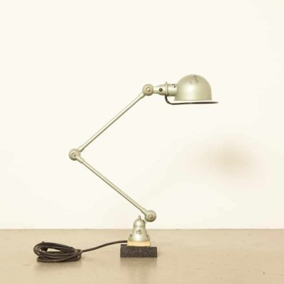 Jielde desk light, 1950s