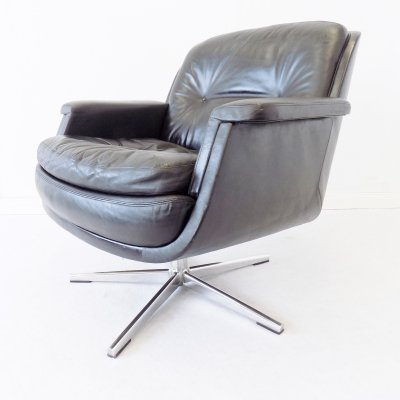 ES armchair by Eugen Schmidt from the boardroom of the KRUPP company