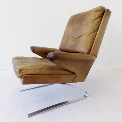 COR Swing highback chair by Reinhold Adolf for COR, 1960s