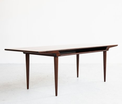 Eye coffee table by Johannes Andersen for Silkeborg Denmark, 1960s