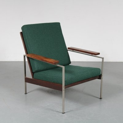Modern Dutch lounge chair by Rob Parry for Gelderland, 1960s