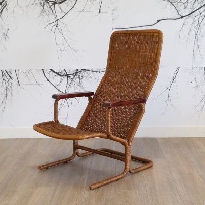 Lounge Chair by Dirk van Sliedregt for Gebroeders Jonkers, 1960s