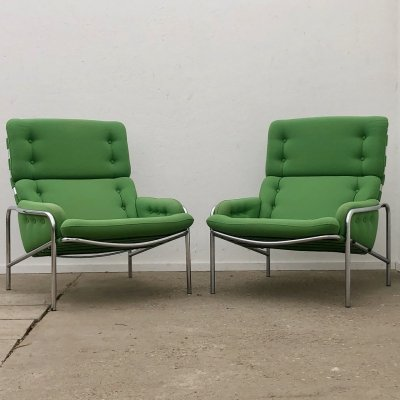 Pair of Osaka chairs by Martin Visser for 't Spectrum