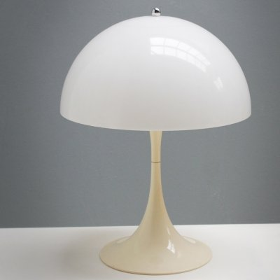 Table Lamp Panthella by Verner Panton, Denmark