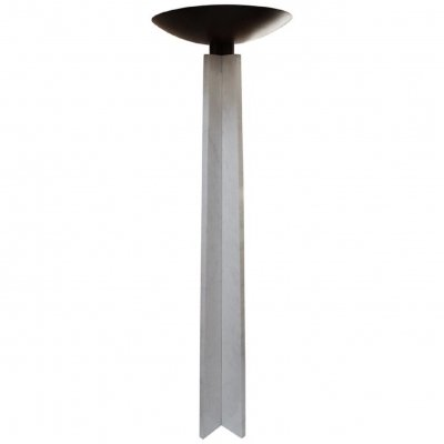 Model 'Wagneriana' floor lamp by Lella & Massimo Vignelli