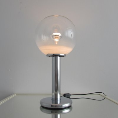 Italian Table Lamp by Targetti Sankey, 1960's