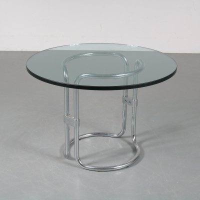 'Pan Am' side table for the Pan American World Airways, USA 1970s