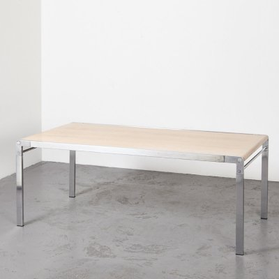 Claie Bataille & Paul Ibens Dining Table TE23 for 't Spectrum, 1971