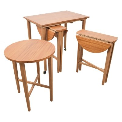 Nesting tables by Poul Hundevad
