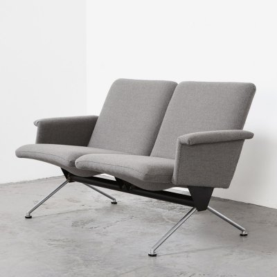Andre Cordemeijer 'Model 1705' 2-Seater Sofa for Gispen, 1961