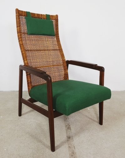 Lounge chair by P. J. Muntendam for Gebroeders Jonkers, 1950s