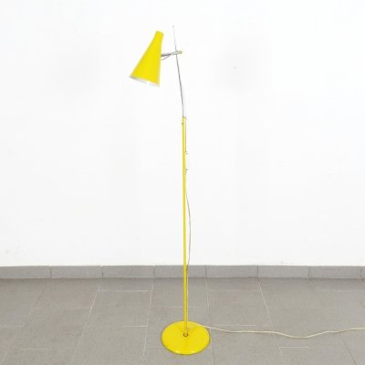 Floor lamp by Josef Hůrka for Lidokov, 1970s