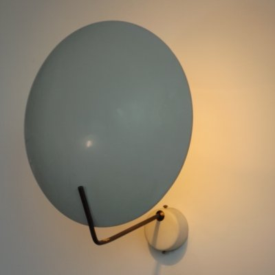 Model 232 wall lamp by Bruno Gatta for Stilnovo, 1960s