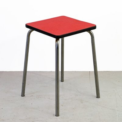 Original red Kelko stool