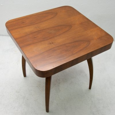 Spider table by Jindřich Halabala, 1950s