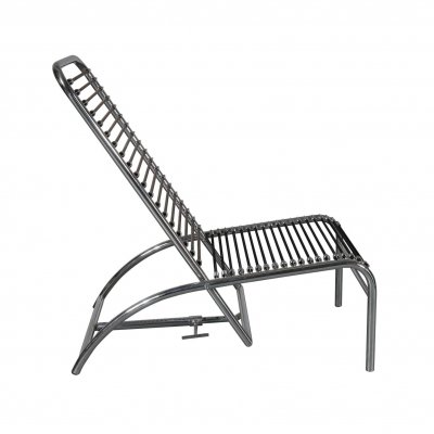 Chaise Longue by René Herbst for Tecta, Germany 1980s