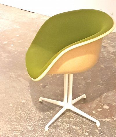 Vintage La Fonda Chair by Charles & Ray Eames for Herman Miller/Fehlbaum