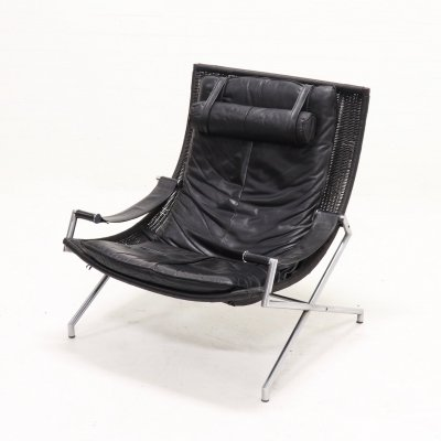 DES2021 Lounge Chair by Gerard van den Berg for Rohé, 1980s