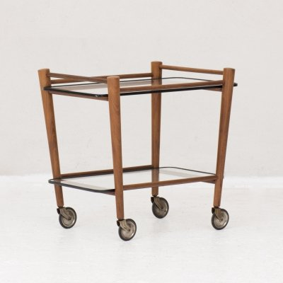 Trolley by Cees Braakman for Pastoe, the Netherlands 1960s