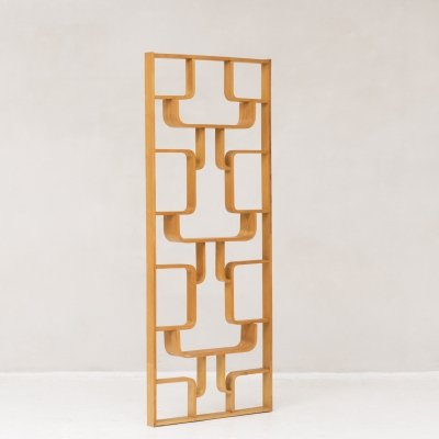 Room divider by Ludvik Volak for Drevopodnik Holesov, Czech Republic 1960s