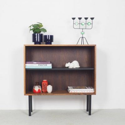 Small Danish design rosewood bookcase by Poul Nørreklit, 1960's
