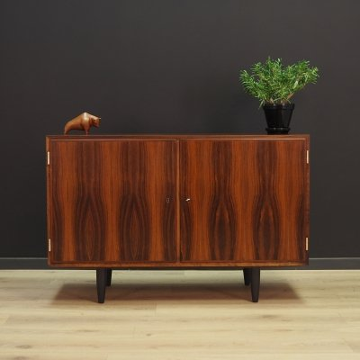 Rosewood cabinet by Hundevad & Co, 1970s
